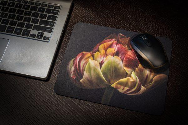 Podkładka pod mysz z własnym zdjęciem (fot. Michał Banach)