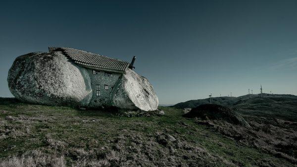 Casa do Penedo (fot. Feliciano Guimarães)