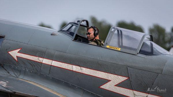 Yak-3U P&W R2000 (fot. Michał Banach)