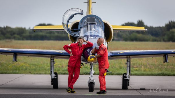 Baltic Bees Jet Team (fot. Michał Banach)