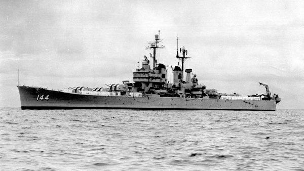 USS Worcester
