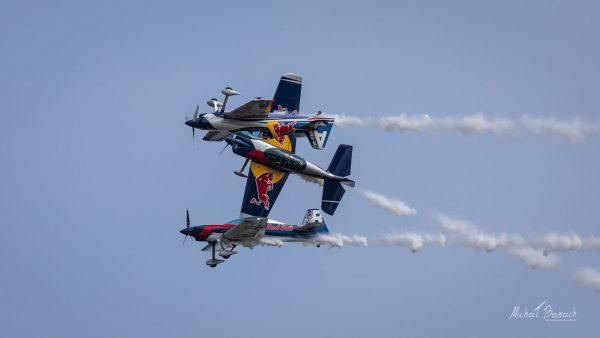 Red Bull Flying Bulls (fot. Michał Banach)
