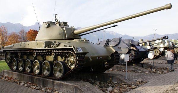 Panzer 58 (fot. Wikimedia Commons)