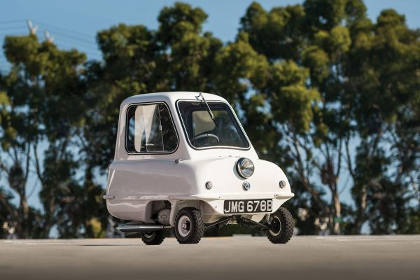 Peel P50 (fot. Robin Adams/Courtesy of RM Sotheby's)