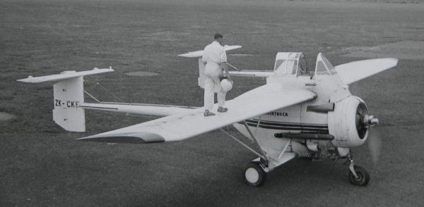 Bennett Airtruck
