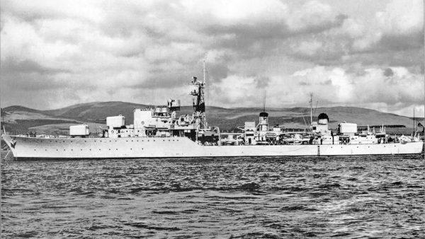 HMS Decoy