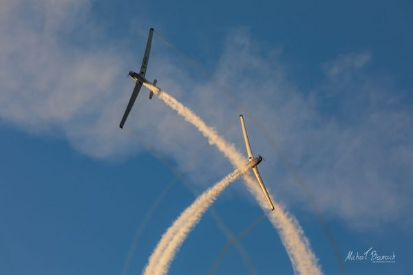 Sidney Charles Display Team (fot. Michał Banach)