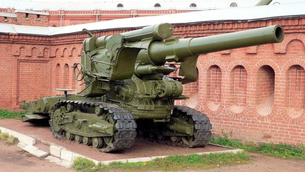 203 mm haubica wz. 1931 (B-4)