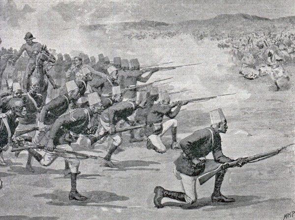 Bitwa pod Omdurmanem (fot. britishbattles.com)