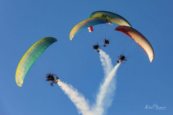 The Flying Dragons Team (fot. Michał Banach)