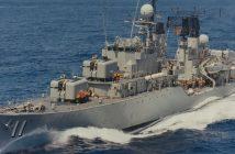 Niszczyciele typu Daring - ostatnie artyleryjskie niszczyciele Royal Navy