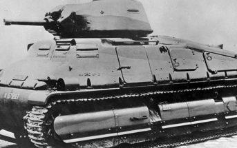 Somua S-35 - najlepszy francuski czołg II wojny światowej