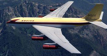 Boeing 367-80 - prototyp pasażerskich odrzutowców Boeinga