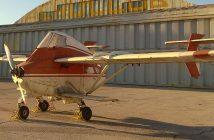 Transavia PL-12 Airtruk - samolot z Mad Maxa