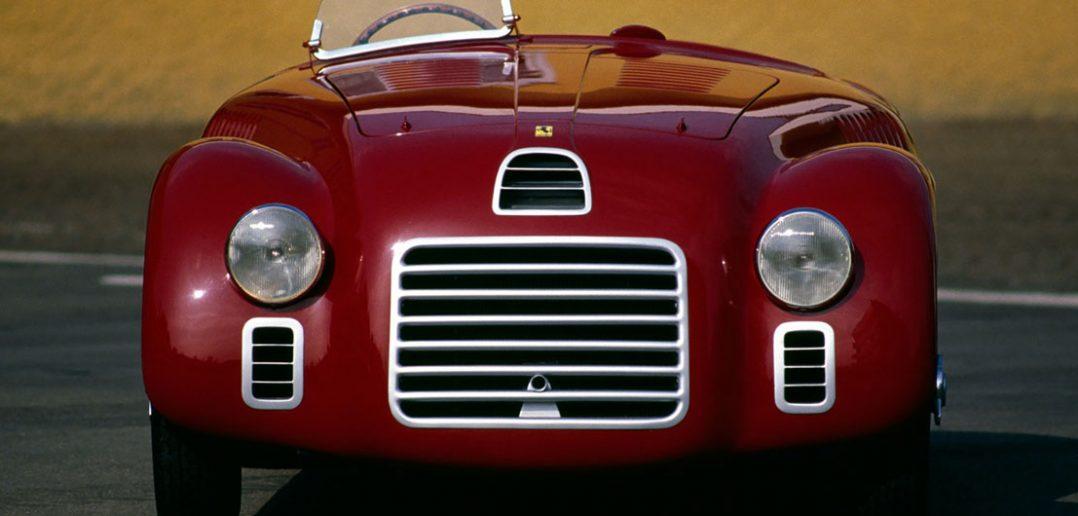 Ferrari 125 S - pierwsze Ferrari