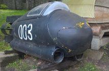 Błotniak - polski dywersyjny pojazd podwodny