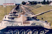 Argentyński czołg średni Tanque Argentino Mediano