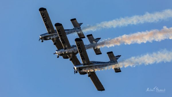 Cellfast Flying Team (fot. Michał Banach)