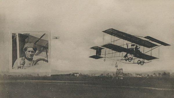 18 lutego 1911 roku Henri Pequet wykonał pierwszy w historii lot samolotu z ładunkiem poczty