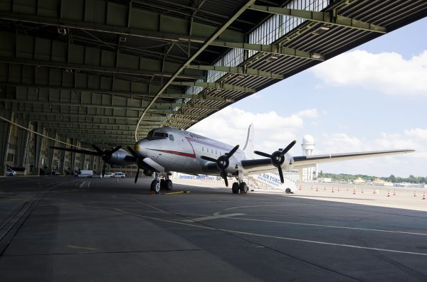 Port Lotniczy Berlin-Tempelhof (fot. Antoinette van de Rieth)