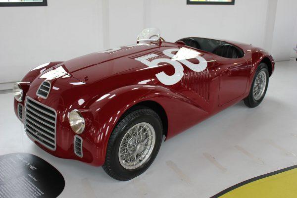 Ferrari 125 S (fot. Christine und Hagen Graf)