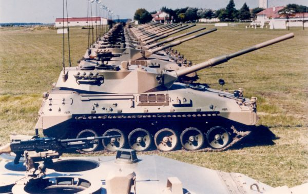 Tanque Argentino Mediano