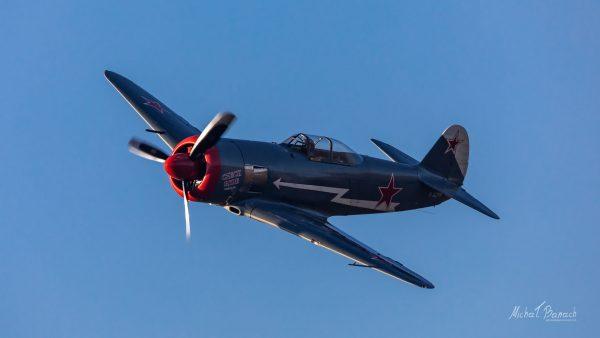 Yak-3UPW (fot. Michał Banach)