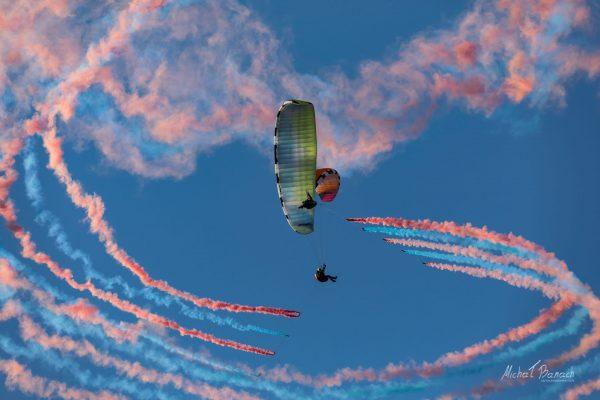 Fly2live (fot. Michał Banach)