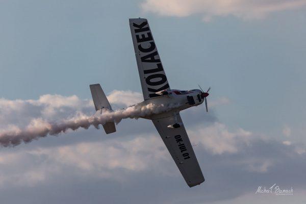 Interplane Falcon 2000S (fot. Michał Banach)