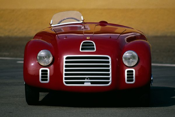 Ferrari 125 S (fot. autoevolution.com)