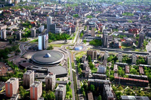 Katowice (fot. Umkatowice/Wkimedia Commons)