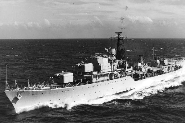 HMS Duchess