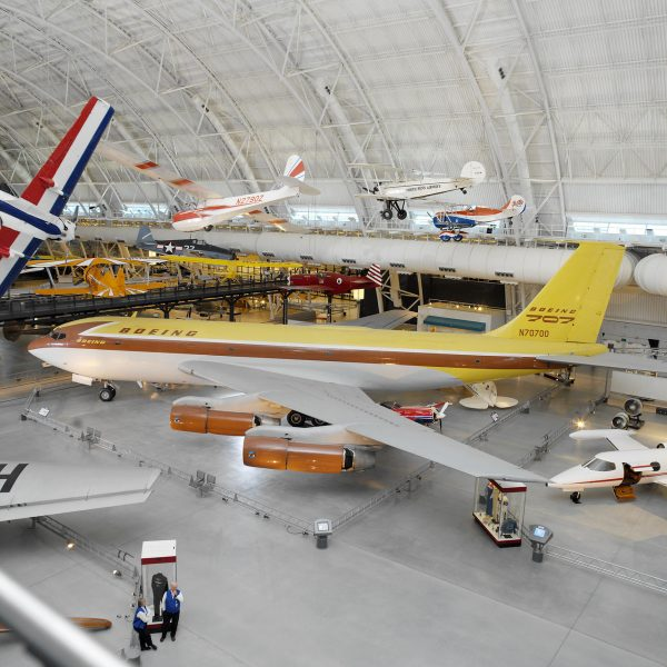 Boeing 367-80 (fot. Smithsonian Institution)