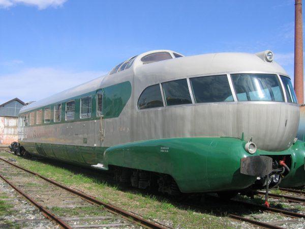 Settebello - FS Class ETR 300 - stan z 2003 roku