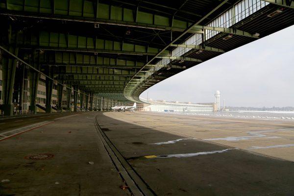 Port Lotniczy Berlin-Tempelhof (fot. Kevin Hackertcc)
