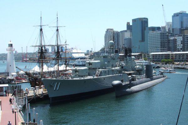 HMAS Vempire