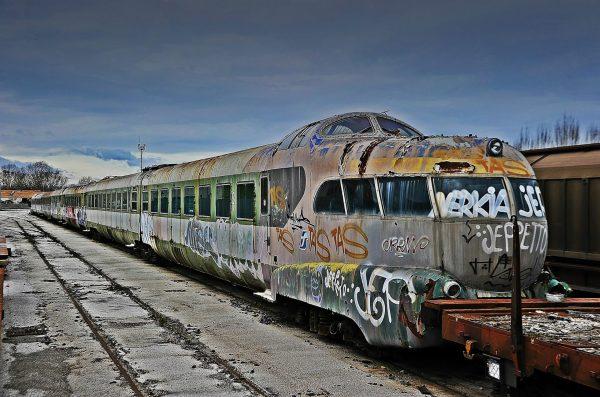 Settebello - FS Class ETR 300 - stan z 2016 roku