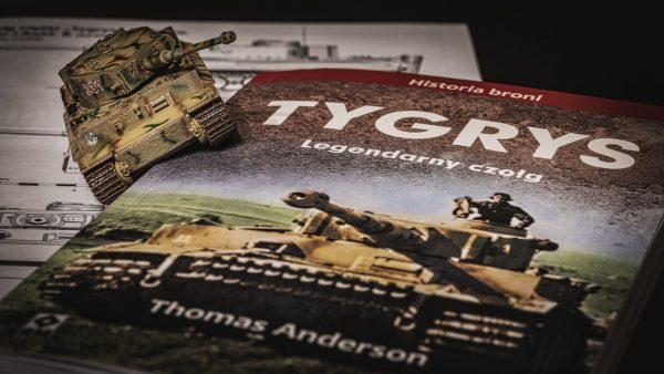 Tygrys Legendarny czołg - Thomas Anderson (fot. Michał Banach)