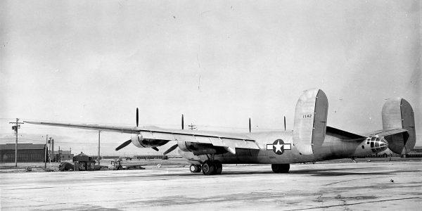 Prototyp B-32 Dominator