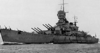 Pancerniki typu Littorio - ostatnie i największe włoskie pancerniki