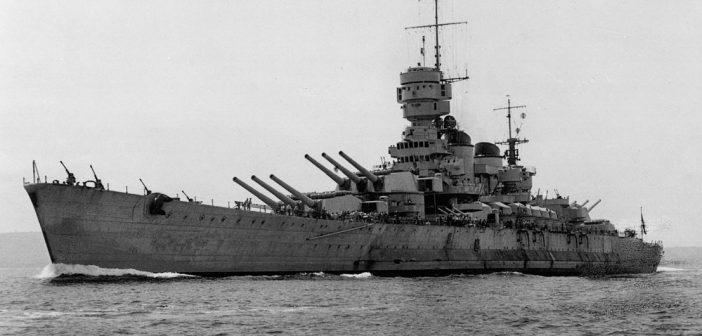 Pancerniki typu Littorio – ostatnie i największe włoskie pancerniki