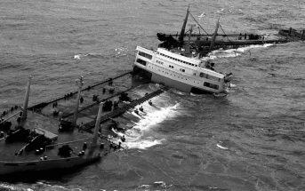 Zatonięcie tankowca Torrey Canyon (1967)