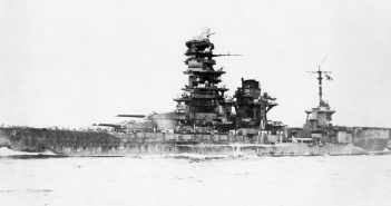 Japońskie pancerniki typu Ise - od od pancernika do lotniskowca