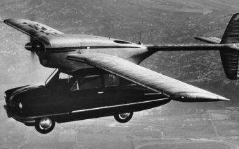 Latające samochody Convair Model 116 i 118