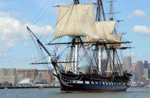 USS Constitution - najstarszy aktywny okręt wojenny