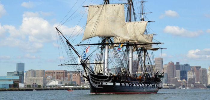 USS Constitution – najstarszy aktywny okręt wojenny