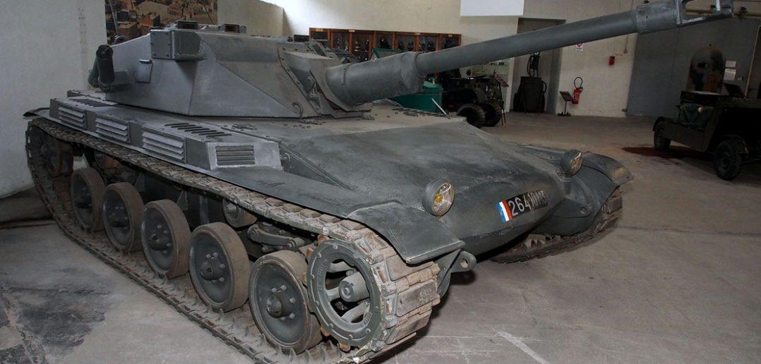 Eksperymentalny lekki pojazd powietrznodesantowy ELC AMX