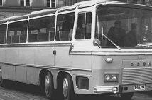 Zapomniany autobus turystyczny Odra 042