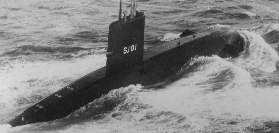 HMS Dreadnought (S101) - pierwszy brytyjski atomowy okręt podwodny