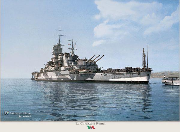 Pancernik Roma
